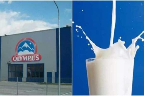 Βόμβα από την «Όλυμπος»! Σπάει ταμεία το γάλα «φάρμακο»!