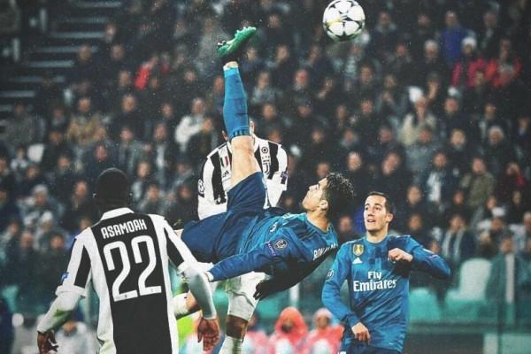 Champions League: Το Twitter υποκλίνεται στην γκολάρα του Ρονάλντο: