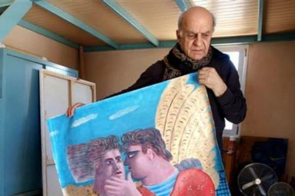 Εκλεψαν 6 πίνακες του Φασιανού από εξοχικό σπίτι δικηγόρου στην Αρκαδία