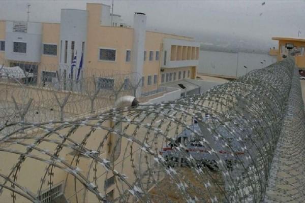 Ακόμη μία άγρια συμπλοκή βαρυποινιτών στις φυλακές Δομοκού