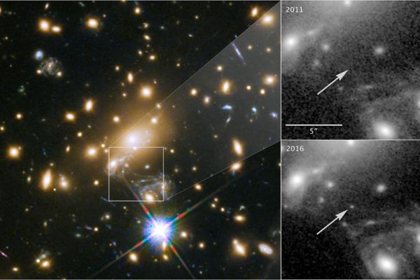 Απίστευτο: Το πιο μακρινό αστέρι που έχει δει ποτέ ανθρώπινο μάτι εντόπισαν αστρονόμοι! (Video)
