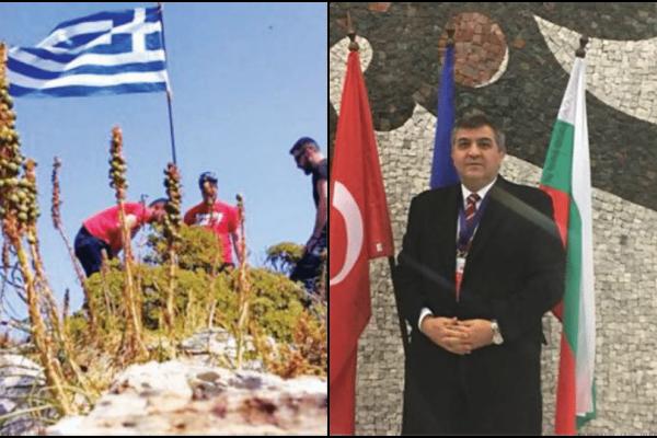 Νέο ξέσπασμα της Τουρκίας στην ΕΕ: «Ποιος ο λόγος να υψώνει κανείς την ελληνική σημαία σε νησί που δεν υπάρχει κανείς;»