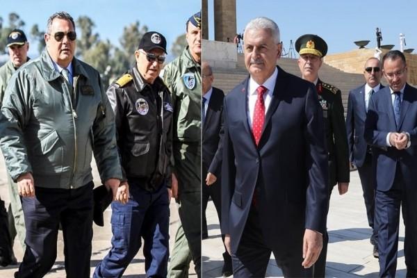 Σε τεταμένο κλίμα οι σχέσεις των δύο χωρών! - Απειλεί και προκαλεί συνεχώς η Άγκυρα! (Video)