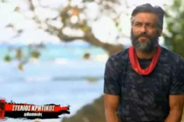 Survivor 2: H κόντρα τους καλά κρατεί! Φανερά ενοχλημένος ο Στέλιος Κρητικός με τον Χάρο! Τι συνέβη; (video)
