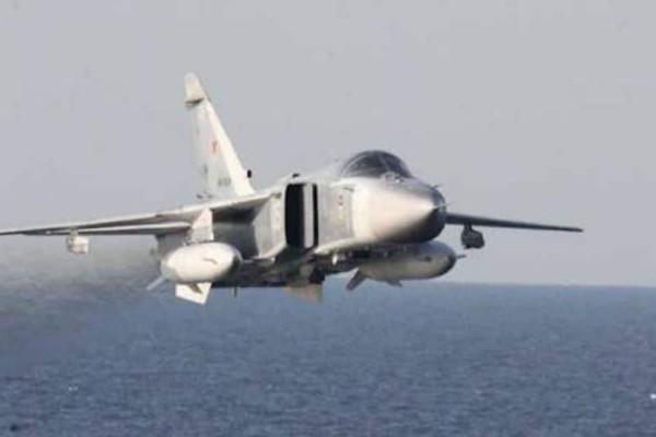 «Θερμό επεισόδιο» στη Μεσόγειο: Ρωσικό μαχητικό πέταξε χαμηλά πάνω από γαλλικό πολεμικό πλοίο