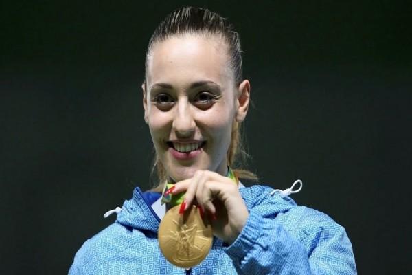 Χρυσό μετάλλιο για την Άννα Κορακάκη! (Photo)
