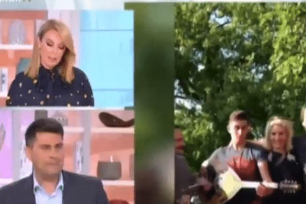 Τατιάνα Στεφανίδου: Τοποθετείται για το βίντεο της Μενεγάκη! «Πόσοι γάμοι έγιναν κηδείες μετά;» (video)