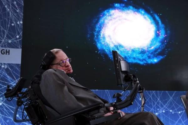 Αυτό είναι το τελευταίο δώρο του Στίβεν Χόκινγκ στην ανθρωπότητα! - Αποκαλύπτεται μετά θάνατον και προκαλεί συγκίνηση