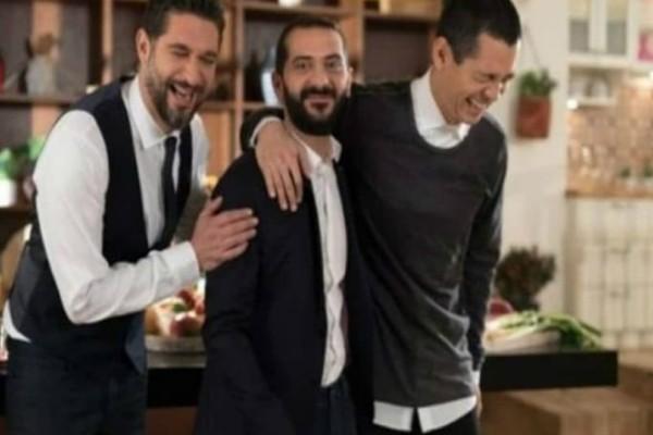 MasterChef: Ιωαννίδης- Κουτσόπουλος: Ήπιανε λίγο παραπάνω! Το βίντεο που θέλουνε να «κάψουνε»!