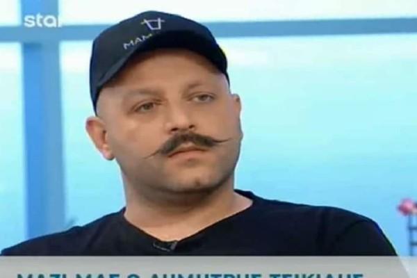 MasterChef: Οι πρώτες δηλώσεις του Δημήτρη Τσίκιλη μετά την αποχώρηση του! - Τι είπε για την κόντρα με την Μάγκυ; (Video)