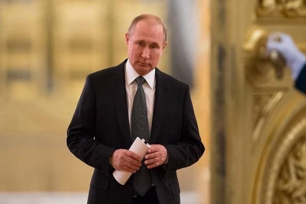 Ο Πούτιν και επίσημα «τσάρος»! - Ορκίστηκε για τέταρτη φορά Πρόεδρος!