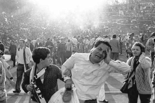 Χέιζελ: Η τραγωδία που άλλαξε την ιστορία του ποδοσφαίρου!
