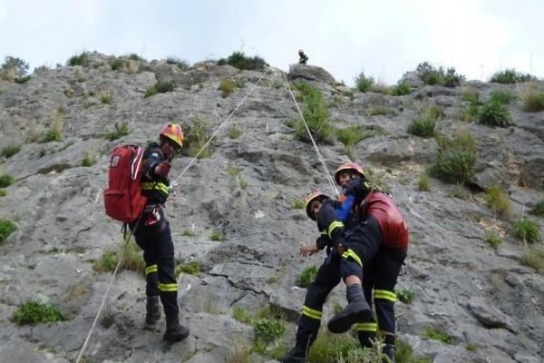 Σφακιά: Σε εξέλιξη επιχείρηση διάσωσης Γερμανίδας τουρίστριας στο Φαράγγι της Ίμπρου!