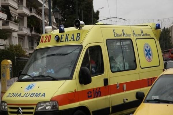 Απίστευτη τραγωδία στο Νέο Ηράκλειο: Νεκρή γυναίκα που έπεσε από τον 9ο όροφο!