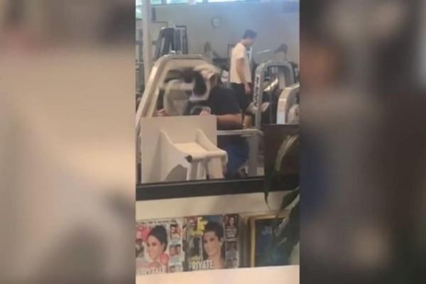 Το βίντεο που έγινε viral! - Ξεκάθαρα αυτός είναι ο πιο «άμπαλος» πρωτάρης στο γυμναστήριο!