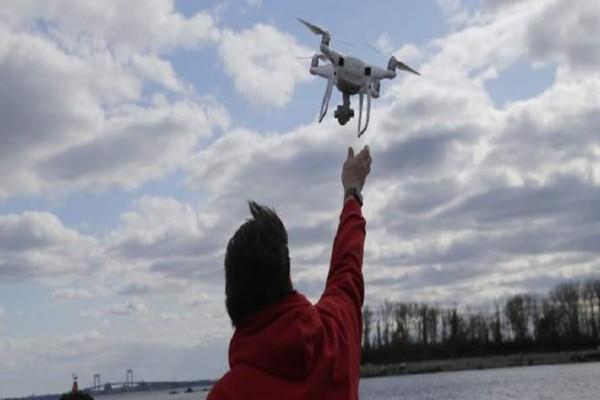 Το πρώτο drone που καταγράφει τον καιρό είναι γεγονός!