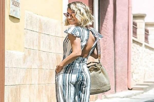 Υιοθέτησε το στυλ της Μαρίας Ηλιάκη! Δες πως να φορέσεις τις ολόσωμες φόρμες από το πρωί μέχρι το βράδυ!