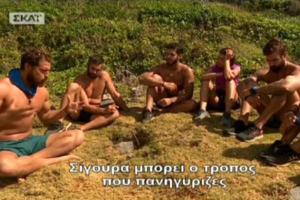 "Survivor 2: Μπουρλότο! Το εκρηκτικό κλίμα ανάμεσα σε Μαχητές και Διάσημους και τα ανελέητα""καρφιά""! - ""Αν σκαρφιστούν πάλι ψέμα θα...."" (video)"