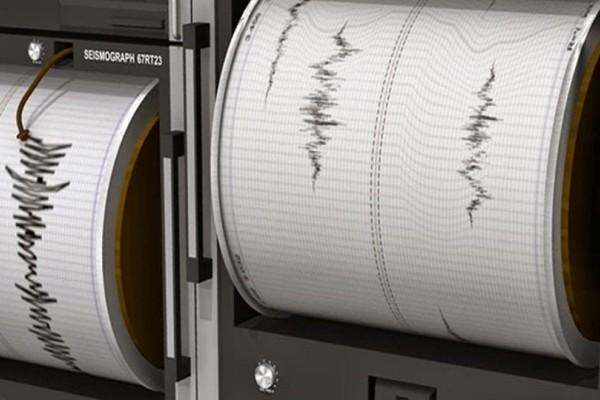 Σεισμική δόνηση σημειώθηκε νοτιοδυτικά της Γαύδου