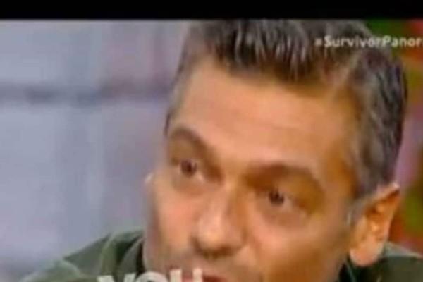 Survivor Panorama: O Στέλιος Κρητικός αποκάλυψε τον λόγο που μπήκε στο Survivor! (video)