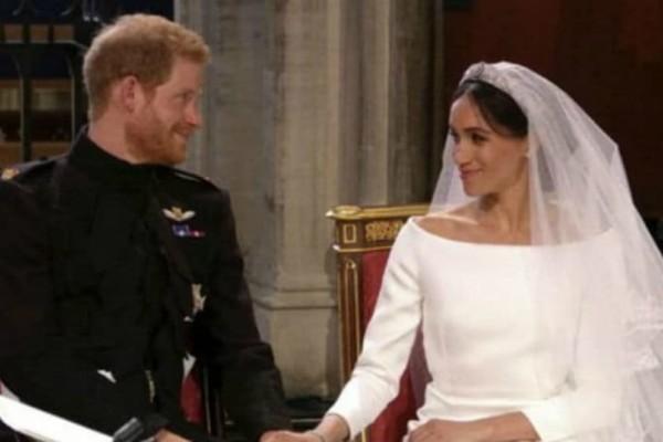 Βασιλικός γάμος: Η γκριμάτσα της πρώην του Χάρι που κάνει τον γύρο του διαδικτύου (Photo)