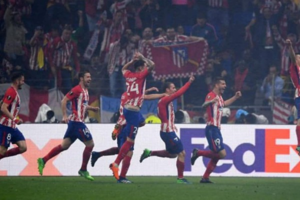 Μαρσέιγ - Ατλέτικο Μαδρίτης 0-3