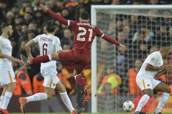 Champions League: Για το θαύμα η Ρόμα κόντρα στην Λίβερπουλ!