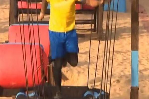 ΤΙΝΑΦΤΟΡΕ; Survivor: Ο παίκτης της Κολομβίας που θα κάνει όλους τους Έλληνες απόψε να... κλάψουν από τα γέλια! (photos+video)