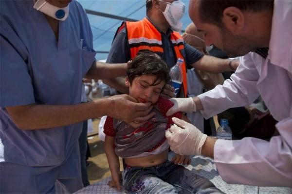 Παγκόσμιο σοκ από την σφαγή στην Γάζα: Διπλωματικός πόλεμος!