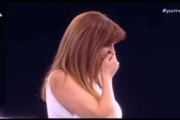 «Πάμε Πακέτο»: Συναντήθηκαν μετά από 52 χρόνια! Ξέσπασε σε κλάματα η Χατζηβασιλείου! (Video)