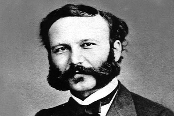 Σαν σήμερα στις 08 Μαΐου το 1828 γεννήθηκε ο Ερρίκος Ντυνάν!