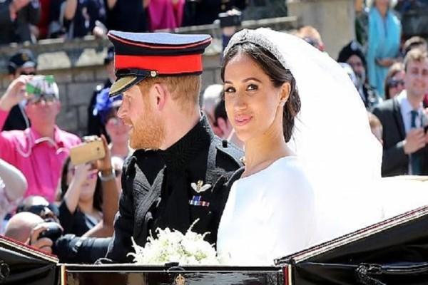 Βασιλικός γάμος: Μόνο τόσο έκανε να ετοιμαστεί η νύφη Μέγκαν Μαρκλ!