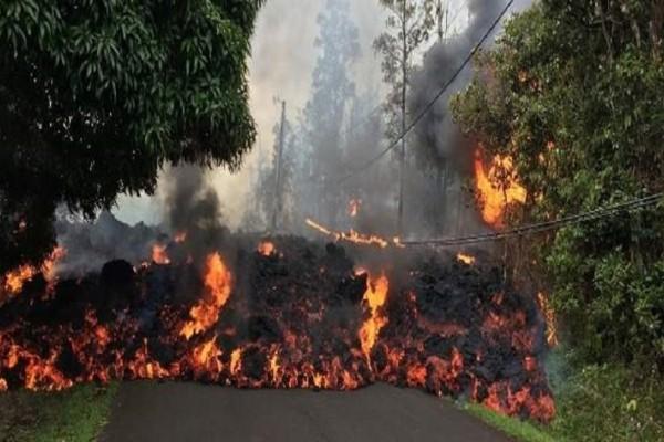Χαβάη: Μεγάλες καταστροφές από το ηφαίστειο Κιλαουέα! - Κάηκαν δεκάδες σπίτια!