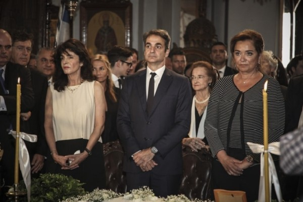Ένας χρόνος χωρίς τον Κωνσταντίνο Μητσοτάκη! - Πλήθος κόσμου έδωσε «το παρών» στο ετήσιο μνημόσυνο!