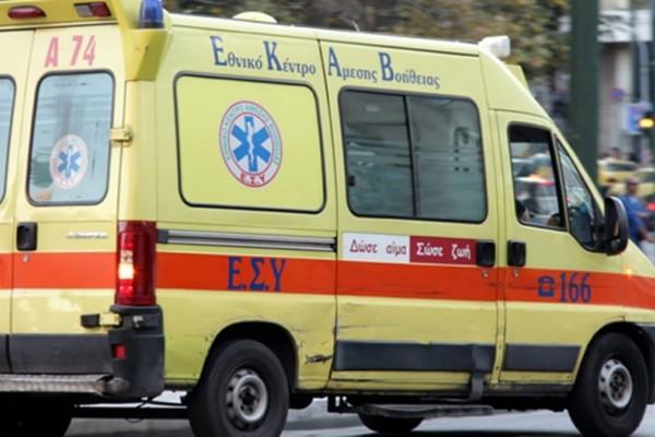 Τραγωδία στην Λάρισα: Πέθανε ο 32χρονος που ακρωτηριάστηκε σε εργατικό ατύχημα!