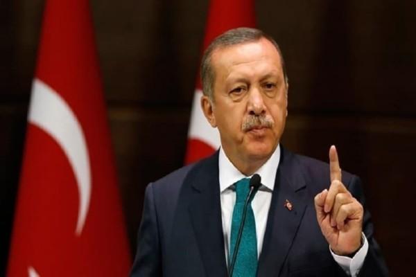 Νέο ρεσιτάλ πρόσκλησης από τον Ερντογάν! - Χαρακτήρισε «τελειωμένη» την Ελλάδα! (Video)