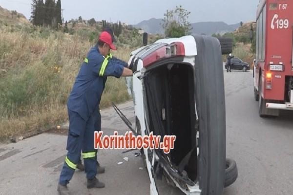 Συγκλονίζουν οι αποκαλύψεις για το τροχαίο στην Κόρινθο! - Φρουρούμενος νοσηλεύεται ο ένας οδηγός