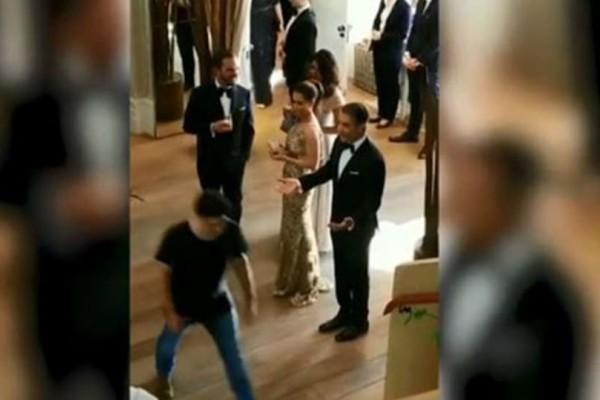 Βασιλικός γάμος: Το βίντεο που διέρρευσε  η κολλητή της Μέγκαν από το πάρτι του πριγκιπικού γάμου!