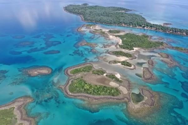 Λιχαδονήσια: Οι Μπαχάμες της...Ελλάδας! Που βρίσκονται; (video)