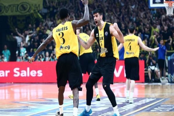 Basketball Champions League: Η ΑΕΚαρα ξανά στον τελικό!