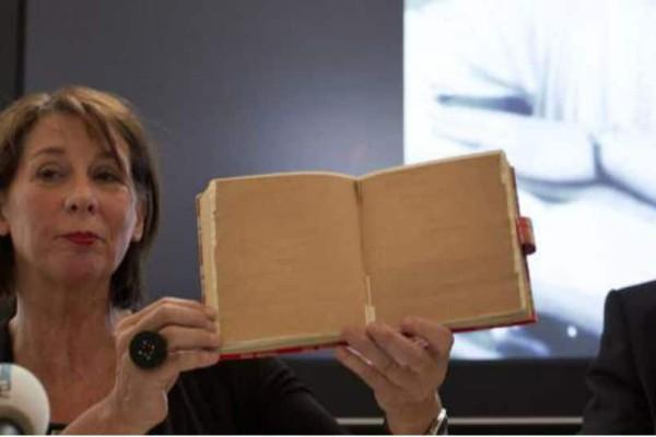 Ολλανδοί ιστορικοί αποκάλυψαν δύο κρυμμένες σελίδες από το ημερολόγιο της Αννας Φρανκ -Τι περιέχουν; (photos)