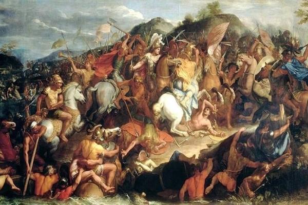 Σαν σήμερα στις 22 Μαΐου το 334 π.Χ. έγινε η Μάχη του Γρανικού