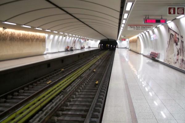 Τέλος εποχής για τον μεγαλύτερο σταθμό Μετρό της Αθήνας!