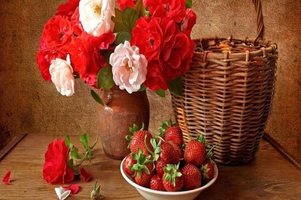 Εσύ το γνώριζες; Τι κοινό έχει το τριαντάφυλλο με την… φράουλα;