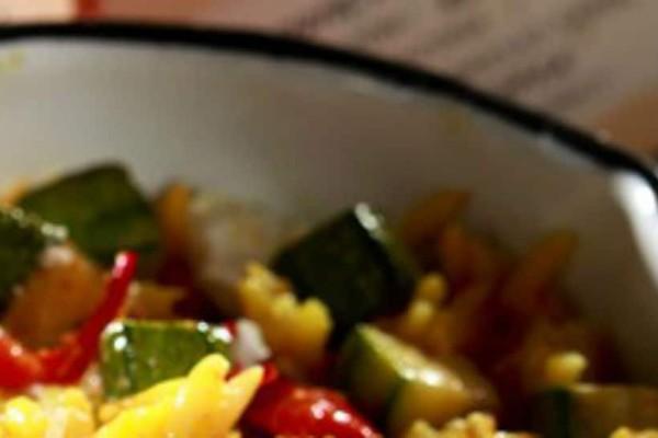 Καλοκαιρινή συνταγή: Γιουβέτσι κατσαρόλας με λαχανικά και φέτα