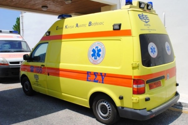 Λάρισα: Εργατικό ατύχημα- σοκ! 32χρονος εγκλωβίστηκε σε μηχάνημα κοπής