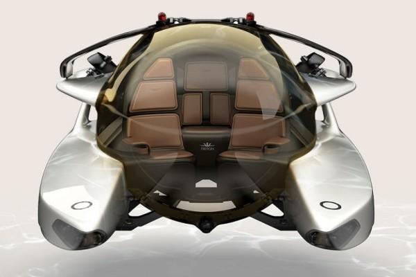 Aston Martin: Κατασκευάζει προσωπικό υποβρύχιο βγαλμένο από ταινία του Τζέιμς Μποντ!
