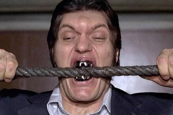 Ρίτσαρντ Κίελ: Ο αγαθός γίγαντας με τα σιδερένια δόντια! (photos)