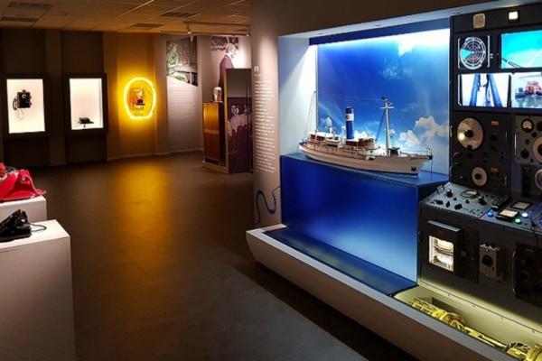 """Τα καλύτερα """"τρέχουν"""" στο Μουσείο Τηλεπικοινωνιών Μουσείου ΟΤΕ"""