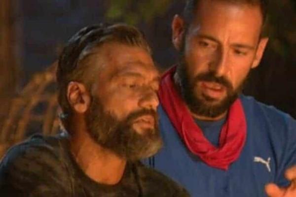 Survivor: Ο Κρητικός βρέθηκε τετ α τετ με τον Χάρο και δεν του έριξε ούτε βλέμμα! (video)